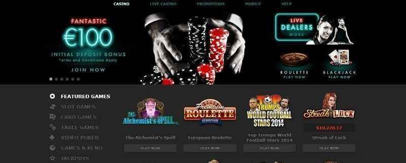 casino bonus bet365